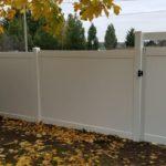 buy vinyl fence online