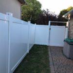 vinyl fence brampton