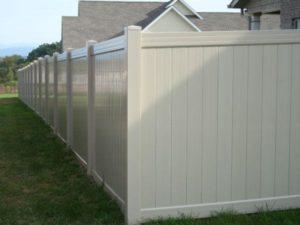 vinyl fence richmond hill