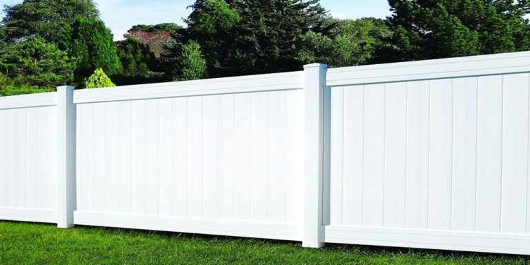 vinyl fence toronto