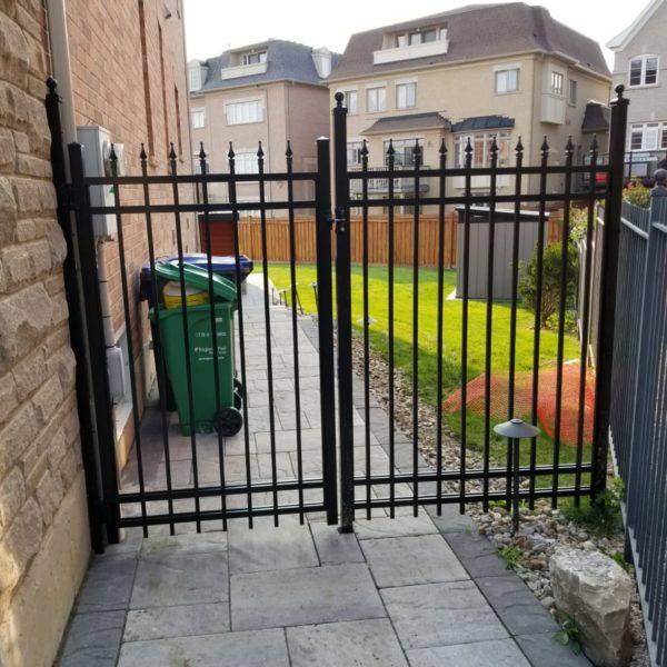 aluminum gate canada